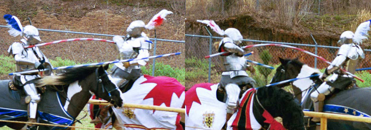 jousting knight image